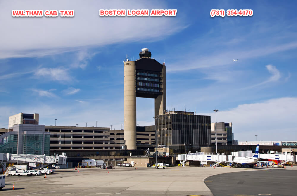 waltham-Cab-taxi-to-logan-airport