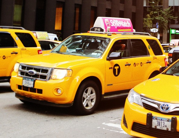 wellesley taxi